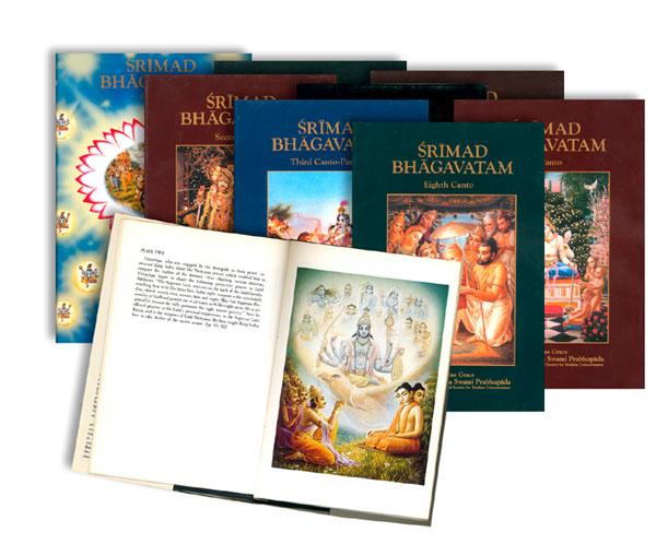 Srimad-Bhagavatam set